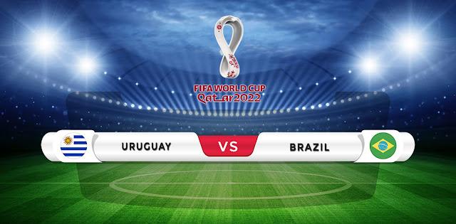 Uruguay vs Brazil Prediction & Match Preview