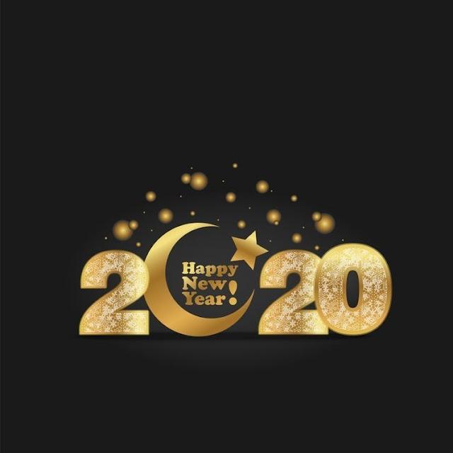 желаю вам очень счастливого нового года 2020