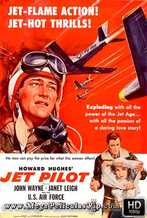 Jet Pilot [1080p] [Ingles Subtitulado] [MEGA]