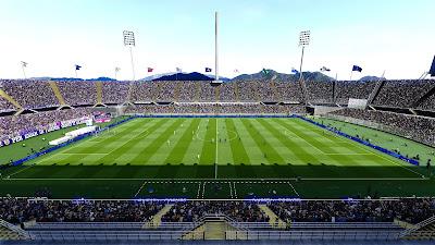 PES 2021 Stadium Artemio Franchi