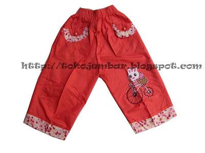 Celana Anak Katun