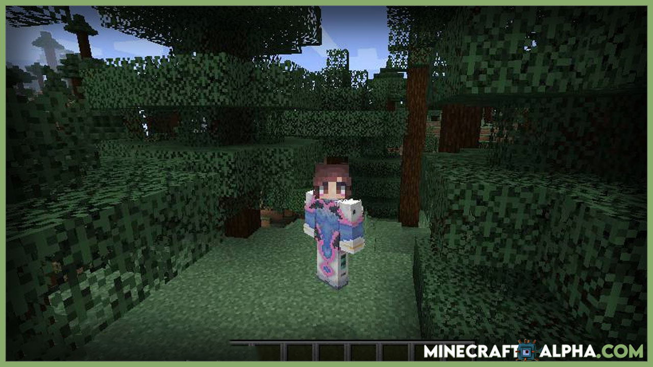 Minecraft Custom Skin Loader Mod 1.17.1 (Load Skin from Any Source)
