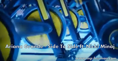 Download Mp3 Ariana Grande - Side To Side ft. Nicki Minaj Mp3 Herman Mp3herman