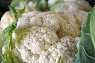 low carb food- cauliflower