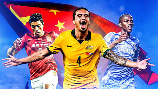 Clubs in China Looking for Players at the Moment - Limk up