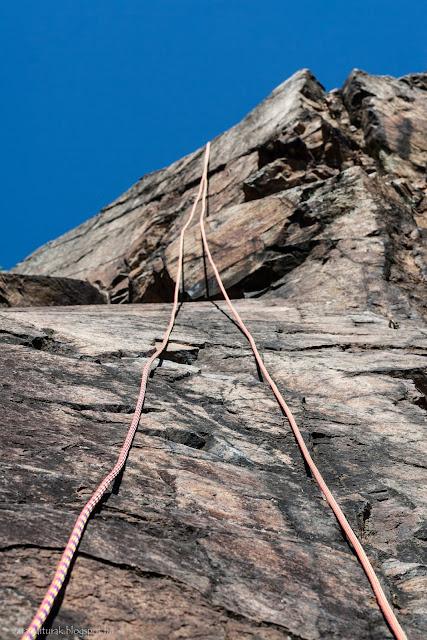 Szikla, kötél, minden, ami a sziklamászáshoz kell