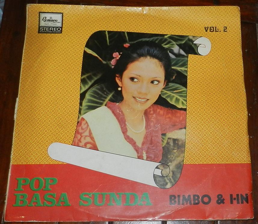 madrotter-treasure-hunt: BIMBO & IIN - POP SUNDA VOL  2