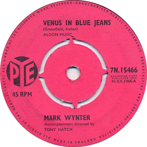 Mark Wynter - Angel Talk