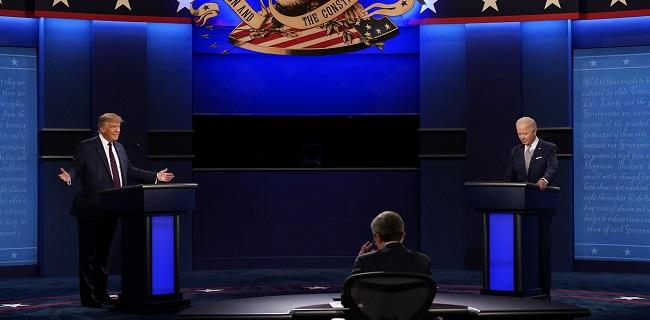 Trump: Jika Amerika Mendengarkan Joe Biden, Akan Ada Jutaan Orang Yang Meninggal