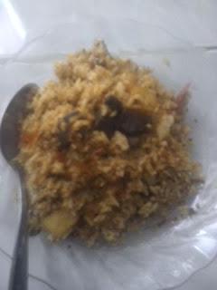 Resep nasi goreng ati ayam