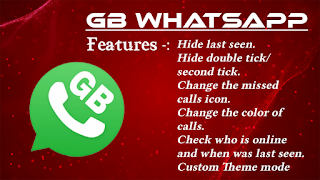 Download – GBWhatsapp Apk | Latest GBWhatsapp 2018 V6 40 For