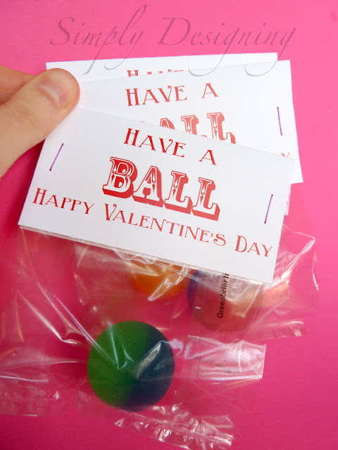 Ball+00 Have a Ball Valentine {FREE printable} 5