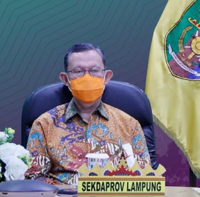 Kemendagri Apresiasi Realisasi Belanja Daerah Pemprov Lampung