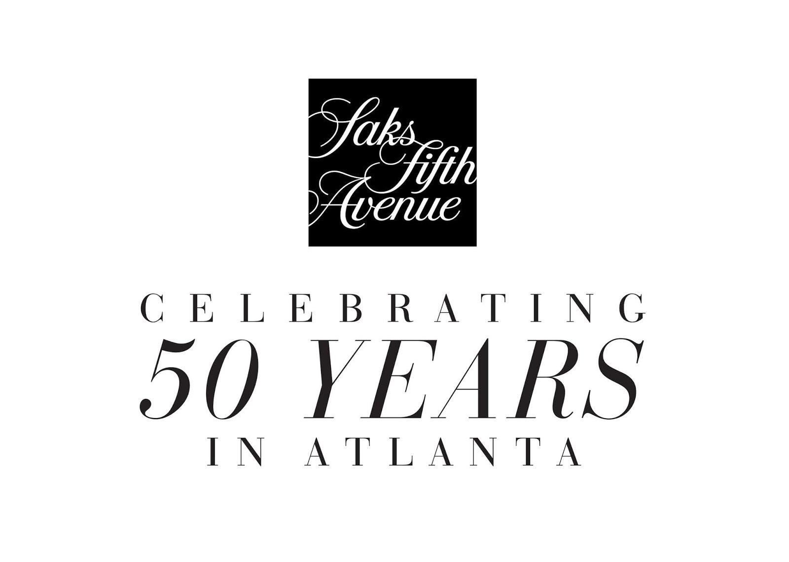 cc23cee83 Saks Fifth Ave.   FGI Atlanta Celebration!