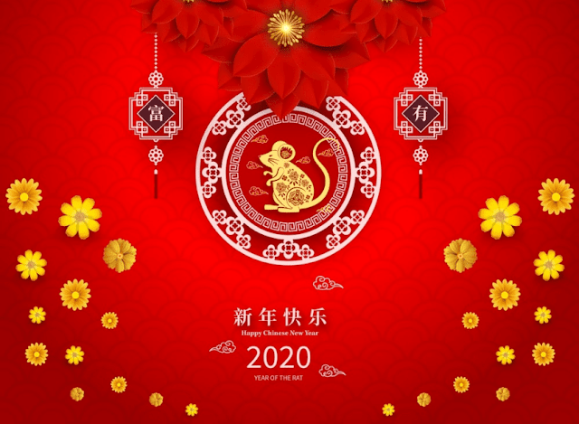 Free Chinese New Year Images - 2020 - for Everyone - New ...