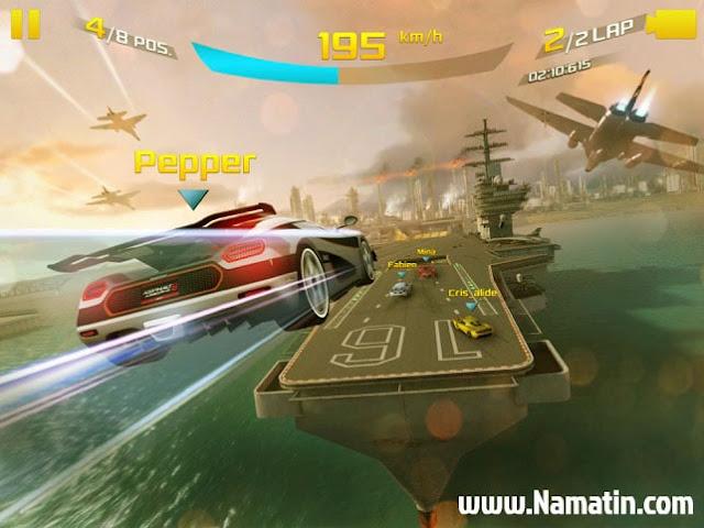mod asphalt 8 airborne android unlimited money