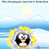 Piku The Penguin finds his way home