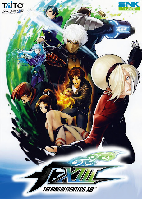 The King of Fighters 13 Full PC Game Free Download- Reloaded