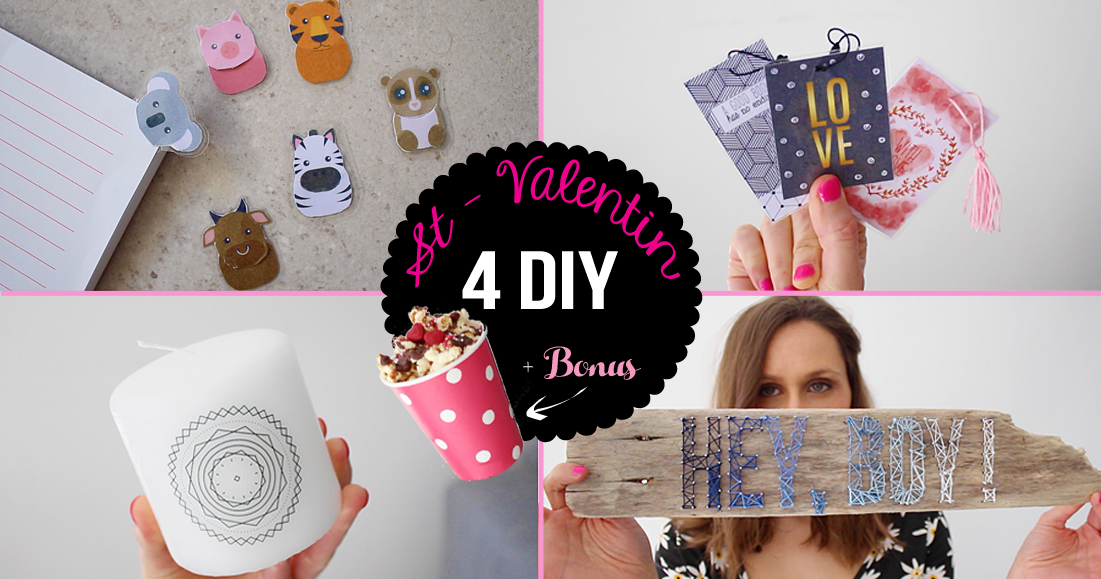 4 diy une saint valentin originale diy do it yourself by isnata - Saint valentin originale ...