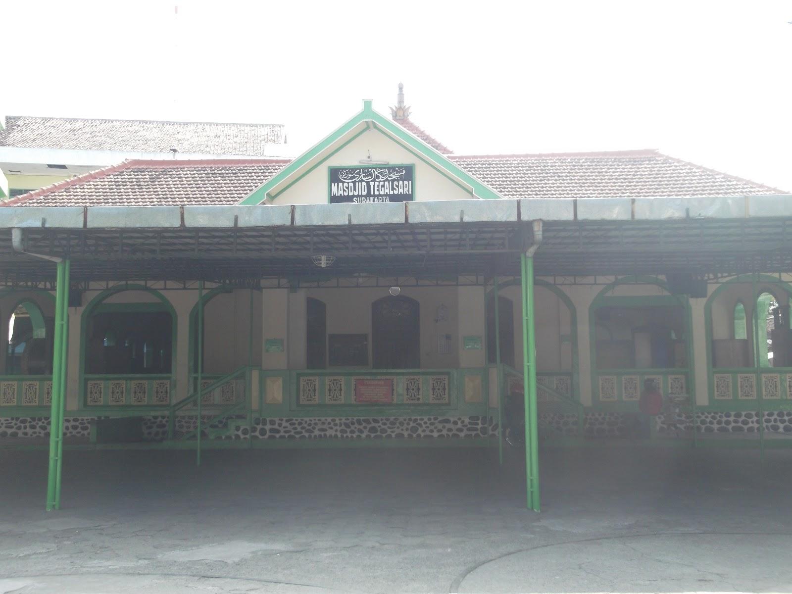 Masjid Tegalsari Surakarta ~ Kekunaan