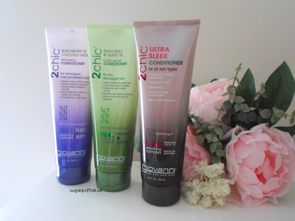 Review for Love Lula - Giovanni 2Chic Conditioners