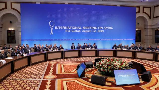 هدوء حذر بشمال سوريا بعد اتفاق على هدنة بمفاوضات أستانا