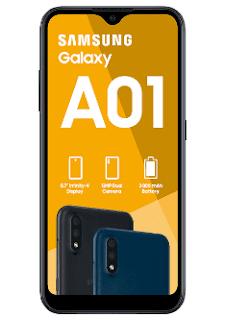 Cara Flash Samsung Galaxy A01 SM-A015F/DS
