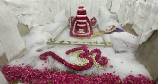Jaipur-Kashi Vishwanath was anointed with pilgrimage water, this is how Kajari Teej is celebrated
