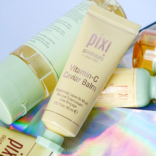Pixi Vitamin C Carviar Balm Review