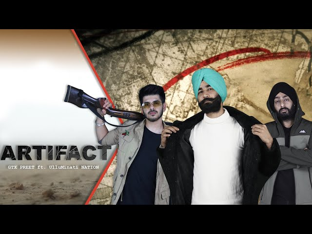 GtxPreet Artifact MP3 Song Download | GtxPreet New Song Artifact Download