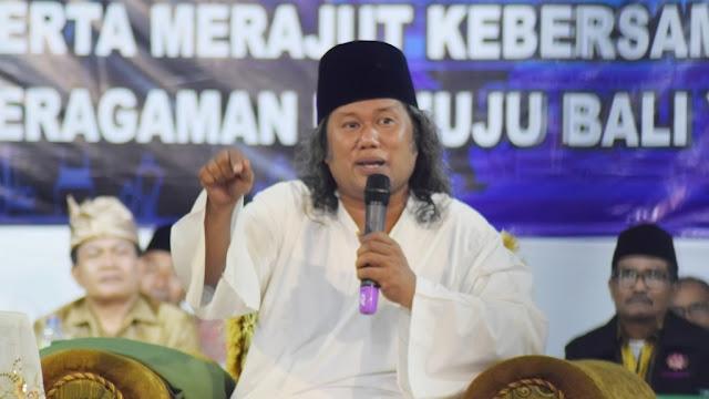 Gus Muwafiq: Indonesia Punya Nuklir