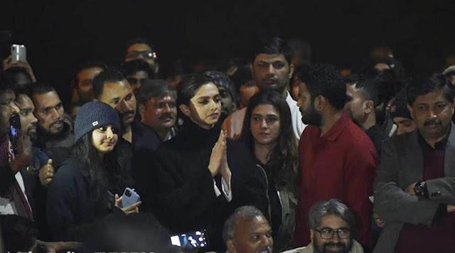 When Deepika Padukone teased the audience