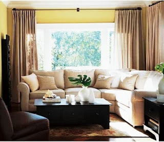 Curtain Designs For Minimalist Modern Living Room Decor
