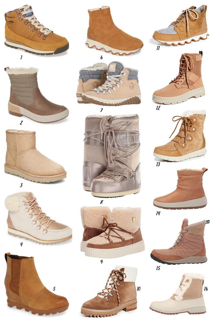 The Best Boots for Winter Under $200