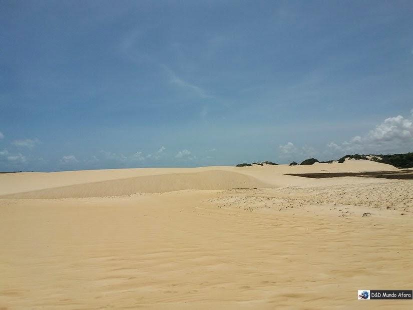 Dunas Douradas de Pitangui - Rio Grande do Norte - Passeio de Buggy em Natal
