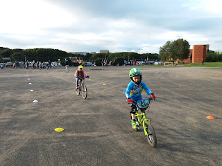 BMX FUNdamentals Session 3 - belfast city bmx club