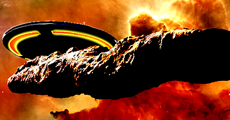 Link Between UFOs, UAP and Interstellar Object, 'Oumuamua'?