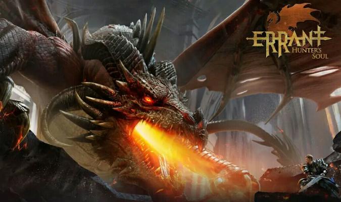 Rekomendasi Game Android Terbaru Gratis - Errant: Hunter's Soul