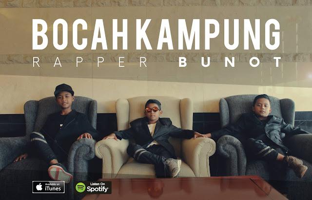 "Rapper Bunot Single Lagu ""Bocah Kampung"""