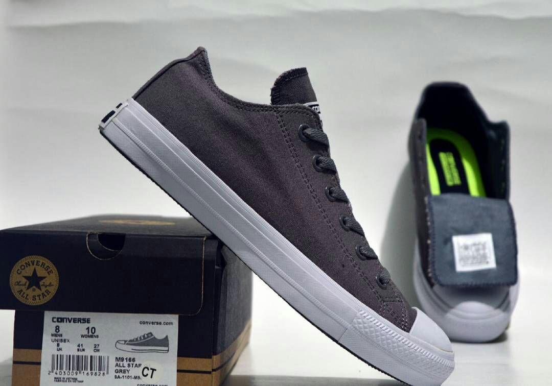 Distributor Sepatu Converse Premium Panjang Https Hitam Black Jual Slim Low Original Skateboard Size 46 Samarinda
