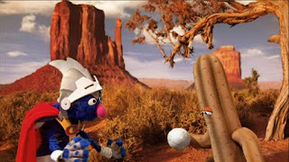 Super Grover 2.0 Prickly Problem, super grover helps a cactus, Sesame Street Episode 4406 Help O Bots, Help-O-Bots season 44