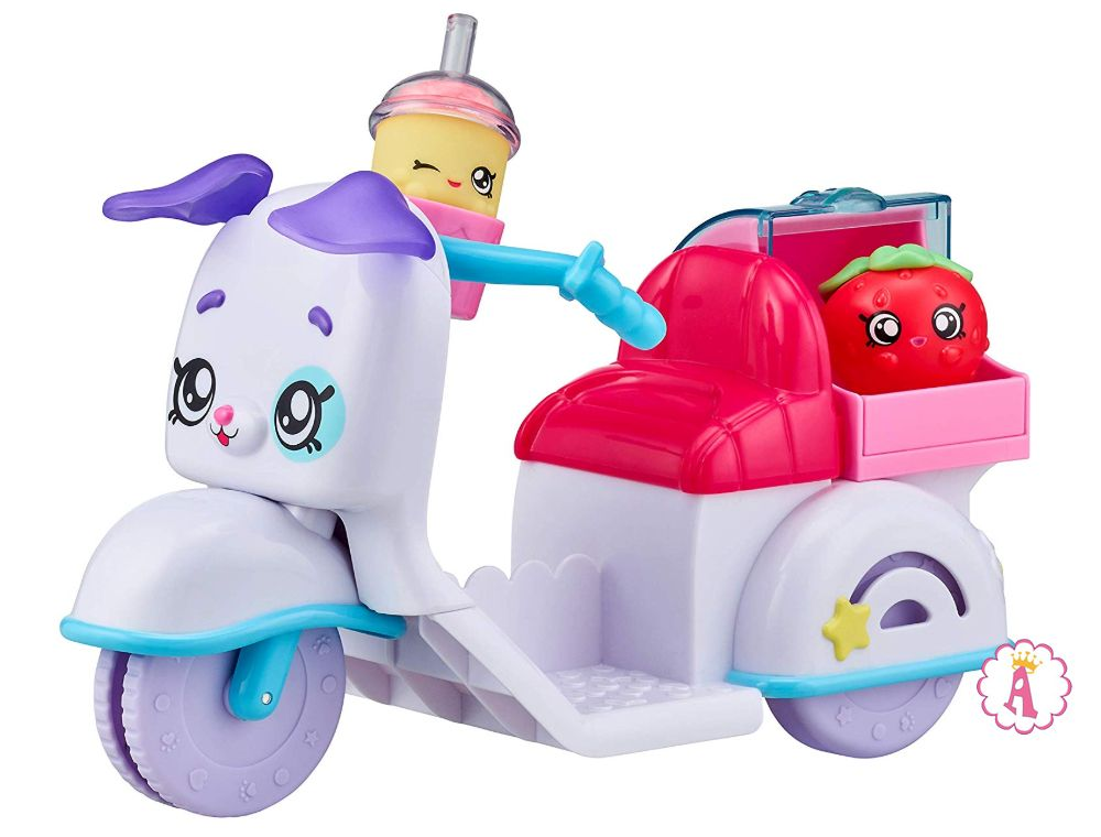 Игрушечный скутер для кукол Kindi Kids Fun Delivery Scooter