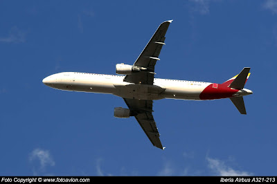 Avión | Airbus A321 EC-JGS