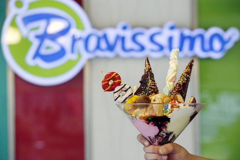 Los éxitos y fracasos de Bravissimo, la heladería que pidió su quiebra