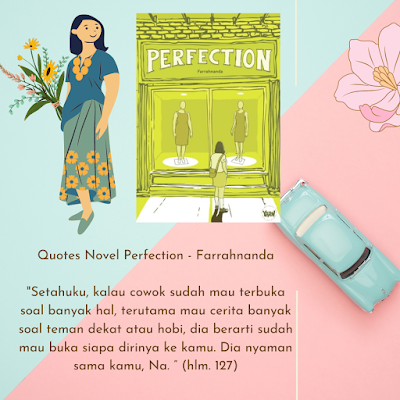 Novel Perfection - Farrahnanda