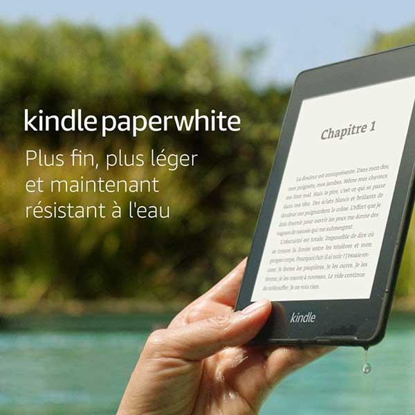 Kindle Paperwhite promo