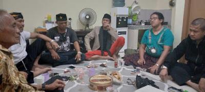 Jalin Sinergitas, Pengurus KRB Banten Sambangi KB FKPPI Rayon Pamulang