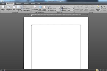 Cara Mudah Membuat Buletin Kreatif Sekolah dengan Microsoft Office Word