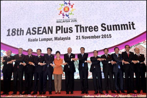 Peranan dan Tujuan, Tokoh-Tokoh dan Negara-Negara Pendiri atau Pemrakarsa Dibentuknya Struktur Organisasi Internasional Association of South East Asian Nations (ASEAN)