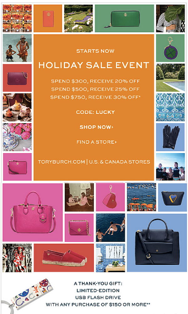 343a8b8652f956 My LuxeFinds  Tory Burch 2014 Black Friday Sale   Coupon Code